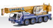 LIEBHERR 4axle mobile crane LTM1070-4.1 ''Regel''