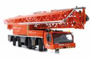 LIEBHERR 4axle mobile crane MK 88