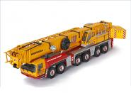 "GROVE All-Terrain crane GMK 6300 L incl. boom extension ""Wiesbauer"""