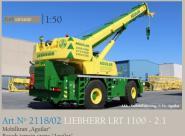 """LIEBHERR Rough Terrain Crane LRT1100-2.1 """"Aguilar"""""""