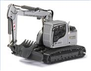 "LIEBHERR Crawler excavator R920 with two piece boom ""Wörmann"""