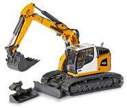 LEBHERR Excavator R920 with Two-Piece boom