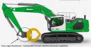 "LIEBHERR Excavator R938V w/ Grab and Bucket ""Christen"""