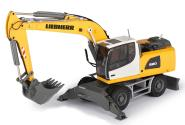 LIEBHERR Wheeled Excavator A920 with Monoblock Boom TIER IIIA