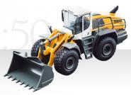 LIEBHERR Wheel Loader L566 XPower
