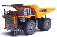 LIEBHERR Muldenkipper T264, gelb