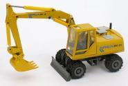ZEPPELIN Wheeled excavator ZM15