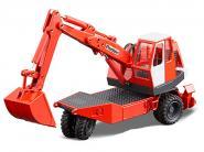 POCLAIN wheled excavator TY45