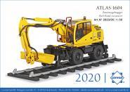 ATLAS Zweiwegebagger 1604 (2020)
