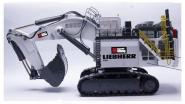 "LIEBHERR Mining Backhoe-Downer R9800 ""EDI"""