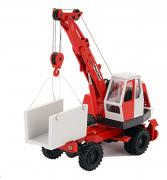 POCLAIN mobile crane TY2P with Boom