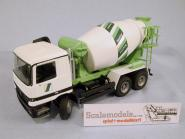 MB Actros 3axle with STETTER Concrete Mixer