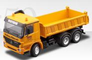 MERCEDES Actros 3axle 3-side-dump body