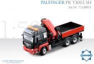 "MAN TGS 3achs mit PALFINGER Kran PK530002SH ""Reindl+Kästl"""