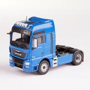 MAN TGX XXL 2-achs Solo-Zugmaschine, blau