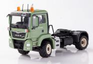 MAN TGS 18.500 4x4 Agrar Solozugmaschine, grün