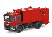 MAN TGS M Euro 6 als Müllfahrzeug ZOELLER X2