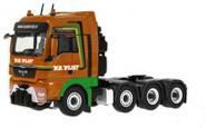 """MAN TGX 8x4 heavy weight truck  """"VAN DER VLIST"""""""