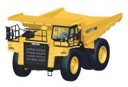 KOMATSU Muldenkipper HD785-7, gelb