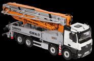 MB Arcos 8x4 Autobetonpumpe CIFA K45H