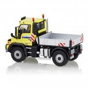 MB Unimog U400 mit Kombinations-Mähgerät MULAG MKM700