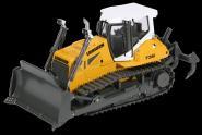 LIEBHERR crawler tracor PR736 XL Litronic