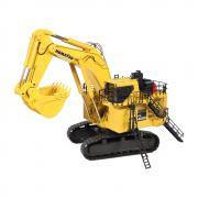KOMATSU Excavator PC4000-11 backhoe