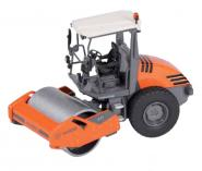 HAMM Compactor H7i-ROPS with smooth roller drum