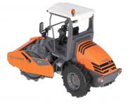 HAMM Compactor H7i-ROPS with pad foot