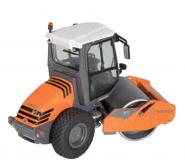 HAMM Compactor H7i with smooth roller drum