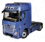 MB Actros Giga Space 4x2, blue