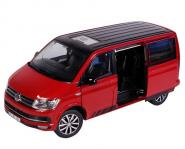 VW T6 Multivan Edition 30, red