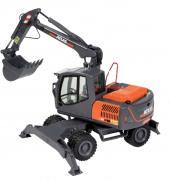 ATLAS Mobile excavator 104W
