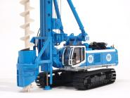 "BAUER Drilling Rig BG40 with Auger ""MALCOLM"""