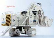 """KOMATSU Excavator PC8000-6 Electric Shovel """"Cerrejon"""""""