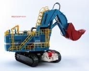 "KOMATSU Excavator PC8000-6 Electric Shovel ""Jwaneng"""