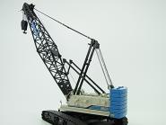 HITACHI SUMITOMO Crawler Crane SCX1500A-3