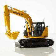 SUMITOMO Short Radius Excavator SH135X-6