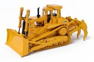 CAT Dozer D9L with SU-Blade and 3-Teeth Ripper