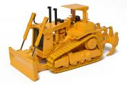 CAT Dozer D10 Scraper Pusher and Ripper
