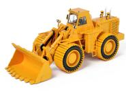 CAT Wheel Loader 992B with Beadless tyres