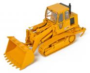CAT Tracl Loader 973 with close cab and 3-Shank-Ripper