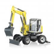 WACKER-NEUSON Wheeled Excavator EW100