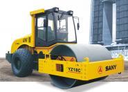 SANY roller YZ18C