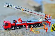 XCMG 6axle Elevating Platform Fire Truck DG100