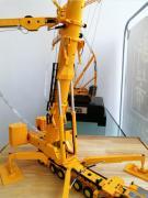 XCMG 8axle mobile crane XCA1200