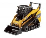 CAT Skid steer loader 297C on tracks