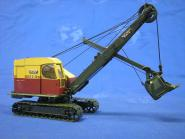 BUCYRUS-ERIE cable shovel RB22