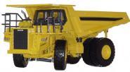 KOMATSU Muldenkipper HD605-5