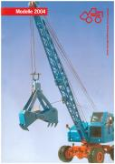 NZG - Modell Katalog 2004